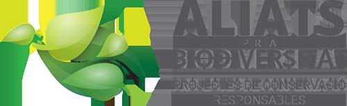 Logo de Aliats per la Biodiversitat
